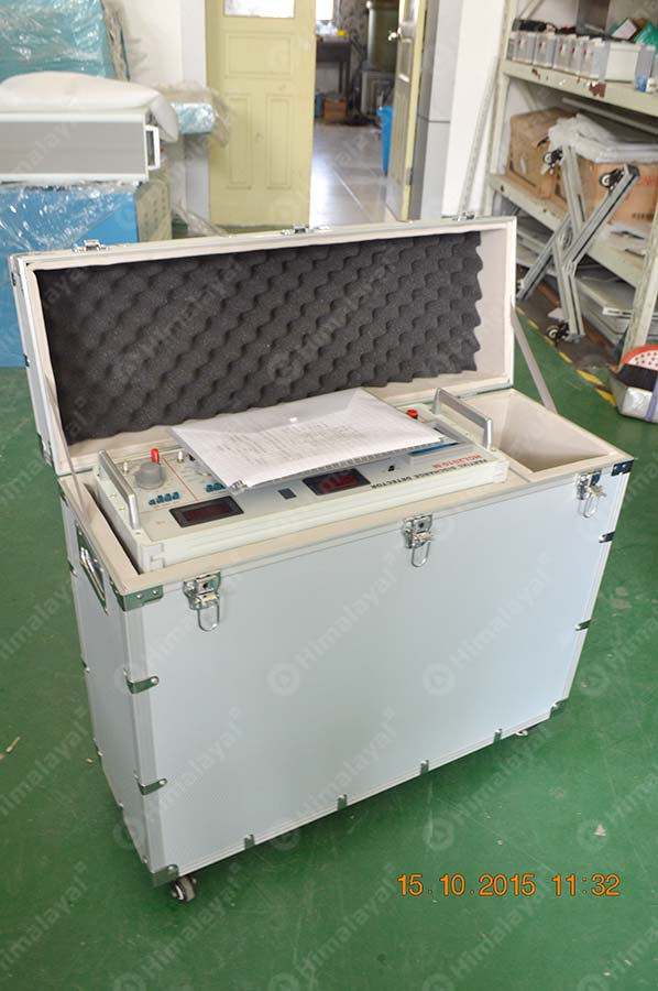 Hcl2010 M Partial Discharge Tester Partial Discharge