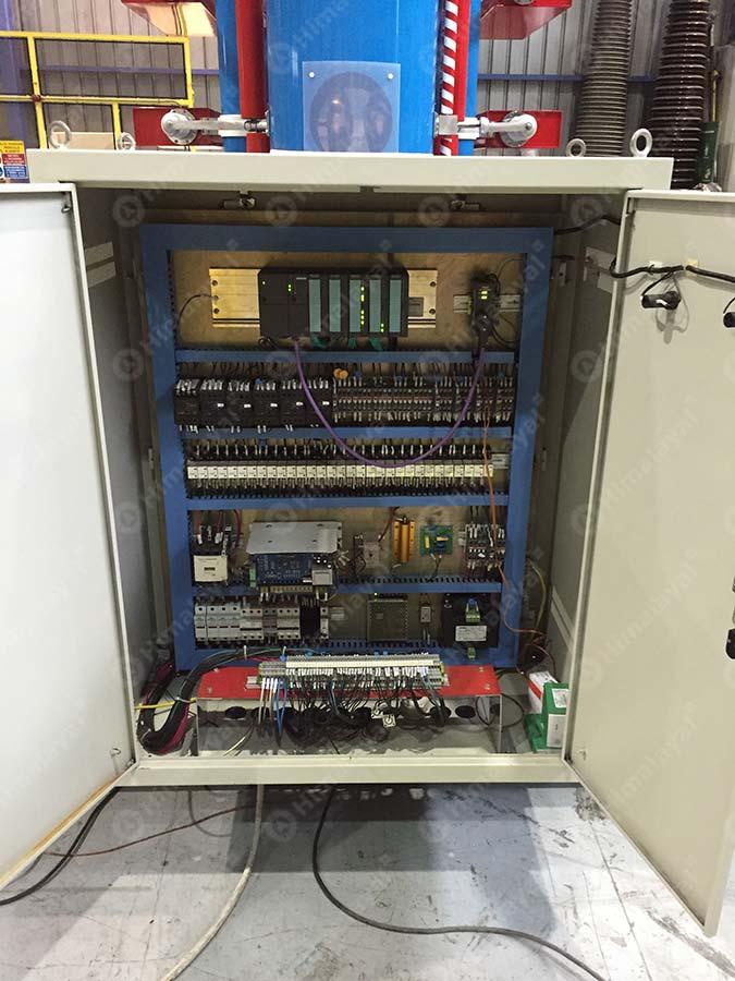 2400kv 240kj Impulse Generator For Prysmian Cable Impulse